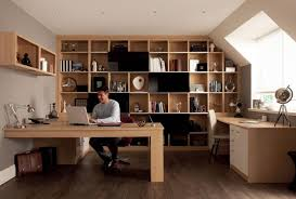 home office interior tips for designing attractive and functional home office interior