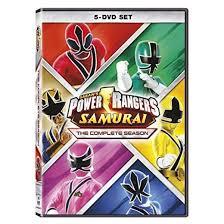 power rangers samurai complete season dvd target