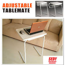 table mate tv tray table mate xl big large laptop dinner tray adjustable folding table
