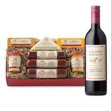 cheese and wine gift baskets wine gift baskets wine gifts with food hickory farms