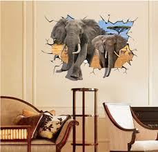 elephant home decor interior design image
