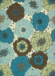 Royal Blue Outdoor Rug 22 Best Blue Green Rugs Images On Pinterest Green Rugs Blue