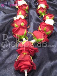 indian wedding flower garland bellapetals co uk indian asian wedding garlands flowers