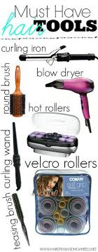 must have hair hair styling tools must have hair tools top tools in hair