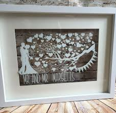 wedding gift personalised best 25 personalised wedding gifts ideas on silver