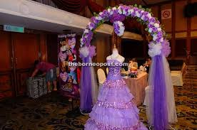 wedding arch kuching drop by beautiful beginnings for your big day at riverside