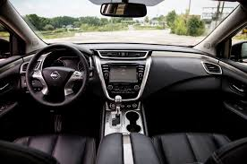 nissan murano interior 2018 2015 nissan murano vs 2015 ford edge comparison