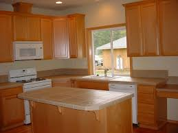 kitchen design with ceramic tile countertops my home design journey image of ceramic tile countertops in kitchen