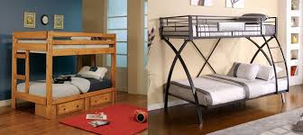 Different Bunk Beds The Benefits Of Wood Vs Metal Bunk Beds Www Justbunkbeds