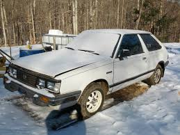 classic subaru wagon lifted 1987 subaru gl hatchback thediyguy