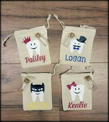 these adorable tooth fairy pouches are perfect to make a special