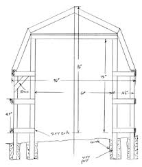 How To Build A Pole Barn Shed by Building A Drive Thru Backyard Shed Extreme How To