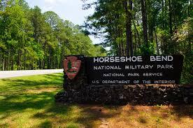 Alabama national parks images Fall migration bird walk at horseshoe bend national military park jpg