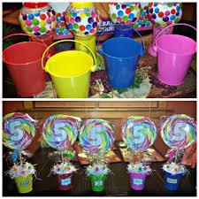 Candy Themed Centerpieces by 505 Best Candy Or Dessert Buffet And Candy Themed Party Images On