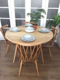 Ercol Dining Room Furniture Round Ercol Drop Leaf Table Vintage Pinterest Drop Leaf