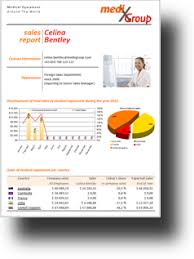 Excel Sales Report Template Automate A Sales Report Dox42 Sle Template