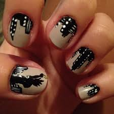 luxury new york nail designs with image fashion of new york nail