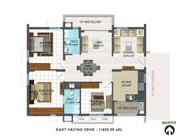3bhk House Plans Aparna Hill Park Avenues Hyderabad Discuss Rate Review