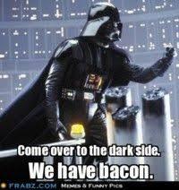 Side By Side Meme Generator - joined the dark side limbaugh has yoda meme generator