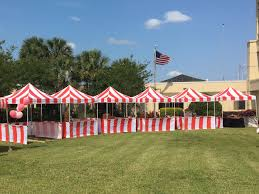 Canopy Photo Booth by Carnival Games Winter Park Fl No Limit Event Rentals