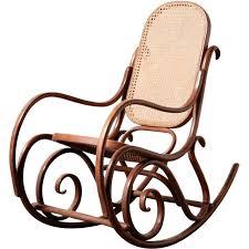 Cane Rocking Chair Thonet Bentwood Rocking Chair Bentwood Rocker Thonet Bentwood Cane