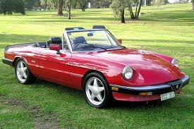 classic alfa romeo spider sold alfa romeo 2000 veloce spider auctions lot 5 shannons