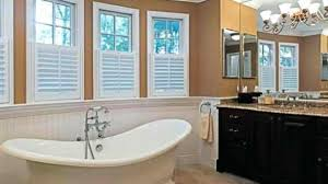 ideas for bathroom window treatments awesome small bathroom window treatment ideas treatments 11