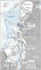 Map Of Isreal Map Operation Kilshon Qilshon Jerusalem 1948