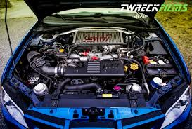 subaru wrx engine turbo my wrx twreck films twreckfilms