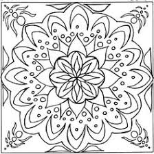 print free coloring coloring face flowers