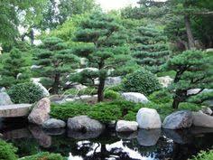 rock garden area in the japanese garden gardens japanese rock