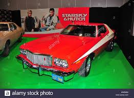 Starsky And Hutch Movie Car Ford Gran Torino Starsky And Hutch Replica Car Stock Photo