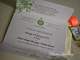 cool wedding invitations for the ceremony unique wedding