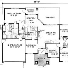 one story floor plans one story home floor plans find house plans pulte single story