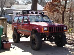 ghetto jeep homemade roof rack jeep cherokee forum