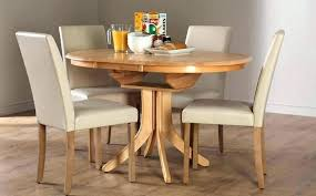 expanding cabinet dining table expandable round dining table lio co
