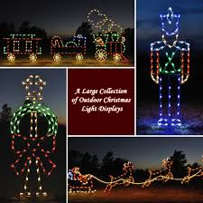 a large collection of outdoor light displays 0 jpg