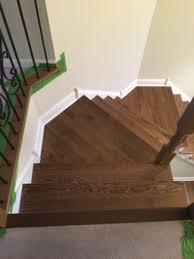 wood stairs u2013 dan higgins wood flooring