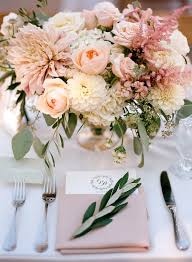 12 Super Elegant Wedding Table Setting Ideas Page 2 of 2