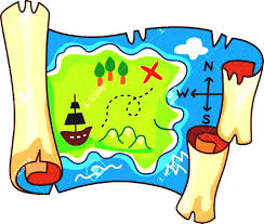 World Treasure Map by World Map Clip Art At Clker Vector Clip Art Online Royalty