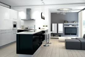 cuisine ilot centrale design meuble de cuisine ilot central cuisine design avec ilot central