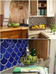 unique backsplash ideas for kitchen gallery wonderful unique backsplash for kitchen unique and