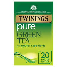morrisons twinings green tea bags 20s 50g product information