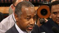 ben carson proposes separate bathrooms for transgender people