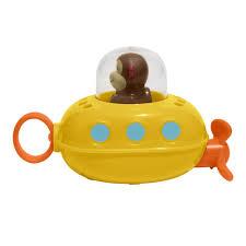 Bathtub Submarine Toy Skip Hop Zoo Bath Pull And Go Submarine Monkey Toys