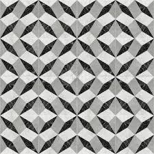 Tile Floor Texture Texture Seamless Illusion Black White Marble Floor Tile Texture