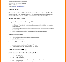 simple resume exles for college students internship objective resume is one of the best idea for you to