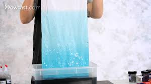 how to do ombre or gradient tie dyeing tie dyeing youtube