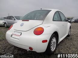 volkswagen new beetle used volkswagen new beetle from japan car exporter 1110355