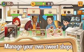 cafe apk dessert chain café waitress apk version 0 8 5 apk plus